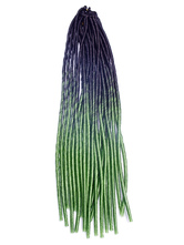 AF-S2-668465 Braid Hair Extensions Havana Mambo Twist Light Green Ombre Synthetic Braiding Hair