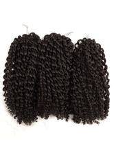Anime Costumes AF-S2-670587 Crochet Braid Hair Black Rope Twist Havana Mambo Africa American Hair Extensions