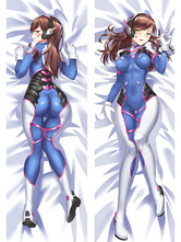 Anime Costumes AF-S2-666735 Overwatch Ow D.va Kawaii Sexy Pillowcase