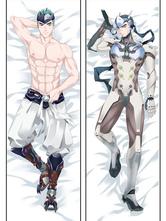 Anime Costumes AF-S2-666761 Overwatch Ow Genji Sexy Pillowcase 160cmX50cm