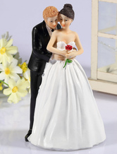 Wedding Cake Toppers Bride And Groom Forever Love Wedding Decoration