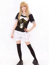 Classic Lolita Trousers Ruffles White Lolita Shorts