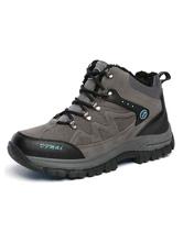 feef1517 Zapatos de lona Piel sintética de color-blocking de puntera redonda Otoño  para ocasión informal