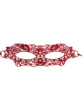 Red Eye Patch Women Sexy Accessories