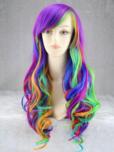 Anime Costumes AF-S2-613969 Multicolor Stage Performance Wigs