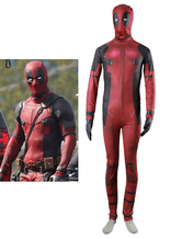 Anime Costumes AF-S2-630745 Deadpool Halloween Wade Wilson Cosplay Costume