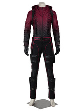 Arrow Season 3 Red Arrow Roy Harper Halloween Cosplay Costume