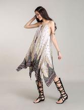 Robes en mousseline de soie Robe de soirée à la mode
