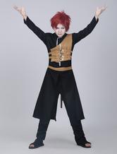 Naruto Sabakuno Gaara Halloween Cosplay Disfraz  Halloween