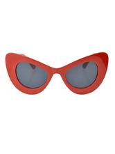 Lolita Occhiali da sole Cat Eye Vintage Summer Lolita Accessories