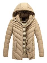 Schneejacke SLIM FIT Top warmhaltend mit Kapuze für Alltag