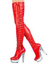 Stivali alta della coscia