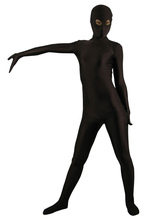 Disfraz Carnaval Zentai con Ojos Abiertos Lycra Spandex Unisex Bodysuit Halloween
