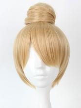 Disney Tinker Bell Miss Bell Cosplay Wig Halloween
