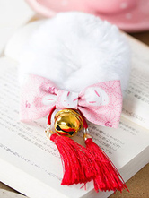 Sweet Lolita Bow Tassels Bell Lolita Hair Accessories
