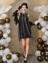 Gatsby Dress Costume 1920s Fashion Flapper Dress Vintage Tassels Dress