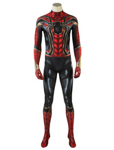 Vingadores 3 Guerra Infinito 2020 Spiderman Halloween Cosplay