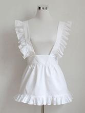 Maid Lolita Apron Sweet Lolita Accessory Kawaii Maid Costume