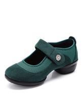 Chaussures de danse pour femmes Chaussures de danse jazz à bout rond
