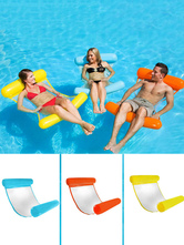 Swim Water Hammock Recliner Inflatable Floating Bed Pool Mattress Swimming Ring