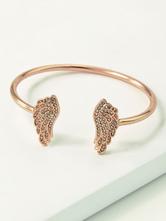 Bracelets For Women Bracelet Blond Zinc Alloy Rhinestone Women Jewelry