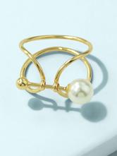 Finger Jewelry Blond Zinc Alloy Women Jewelry