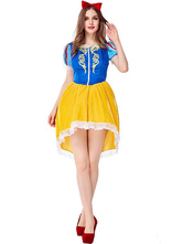 Women Halloween Dresses Sexy Fairy Tale Costumes