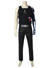 Fasching Cyperpunk 2077 Cosplay Keanu Reeves Spiel Cosplay Outfit