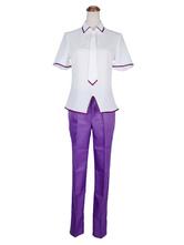 Fruits Basket Cosplay Souma Yuki Uniform Cloth Suit Cosplay Costume Suit