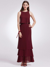 vestidos de dama de honra vermelha vestidos curtos para vestido de festa de casamento formal