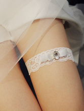 Wedding Garter For Bride Fabulous Lace Bows