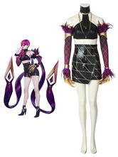 Carnevale League Of Legends LOL KDA Evelynn 2021 Costume Cosplay Carnevale