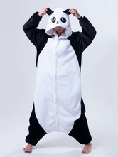 Kigurumi Pajamas Panda Onesie For Adult Animal Costume Halloween
