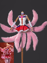 League Of Legend Lol Star Guardian Ahri Cosplay Tail