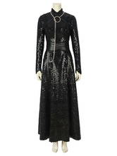 Game Of Thrones Cosplay Outfit Lady Sansa Stark Black Set