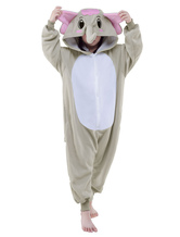 Disfraz Carnaval Animal mono ropa de dormir elefante traje Kigurumi niños Halloween