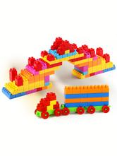 Kit di costruzione Scatola di mattoni Giocattolo da costruzione Kit creativo per bambini