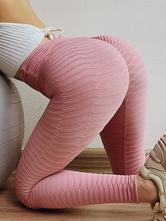 Mulheres Yoga Pants Stretchy Yoga Leggings