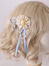 Süße Lolita Kopfschmuck Spitze Lolita Haarschmuck
