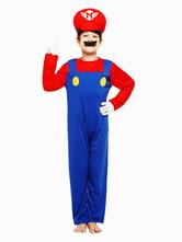 Super Mario Bros Костюм для детей