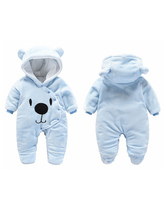 Dog Kigurumi Onesie Pajamas Kid Flannel Jumpsuit