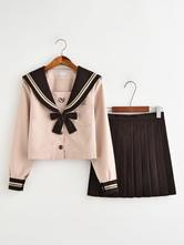 School Uniform Outfit JK Anime Merchandise
