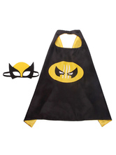 Marvel Comics Kid Cape Costume Accessori Costume Cosplay Halloween