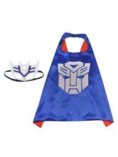 Transformer Kid Cape Costume Accessori Costume Cosplay Halloween