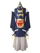 Touken Ranbu Mikazuki Munechika Outfit Cosplay Costume Carnival