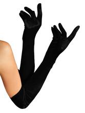 Disfraz Carnaval Accesorios De Disfraz De Flapper Great Gatsby 1920S Tocado Negro Guantes Collar De Perlas Porta De Cigarrillo Esclavina De Pluma Carnaval Halloween