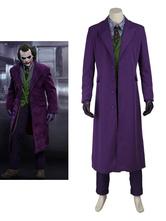 Fasching DC Comics Batman Film Joker Deep Blau Cosplay Kostüm 2021 6 Piece Set Karneval Kostüm Faschingskostüme