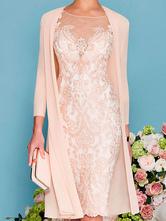 Свадебное платье для матери, комплект из 2 предметов
