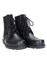 BATMAN COSPLYA Shoes Black PU Cuero Botas de tacón bajo DC Película Comics Cosplay Shoes