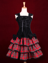 Punk Lolita Dress Last Icy Kiss Op Lolita One Piece Dress